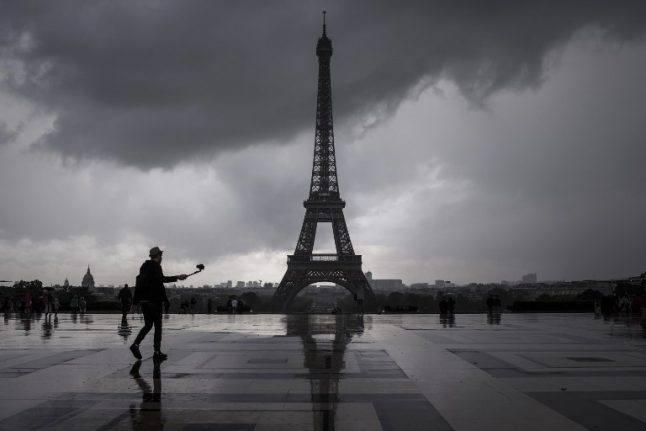 Weather warnings extended across France as country braces for Storm Eleanor