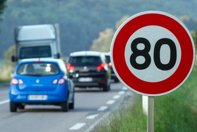 France set to lower speed limit 'to save lives' but move lacks public support