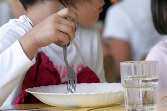French mayor sparks outrage by scrapping pork-free school meals