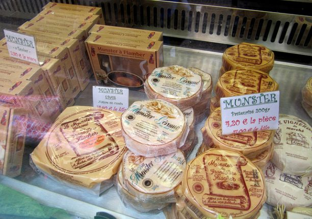 Future of France's 'smelliest cheese' threatened by wild boars