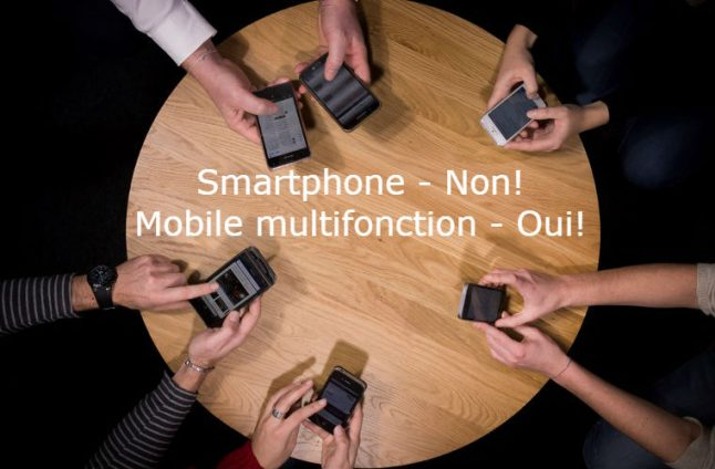 French told not to say 'smartphone' in ongoing battle against English