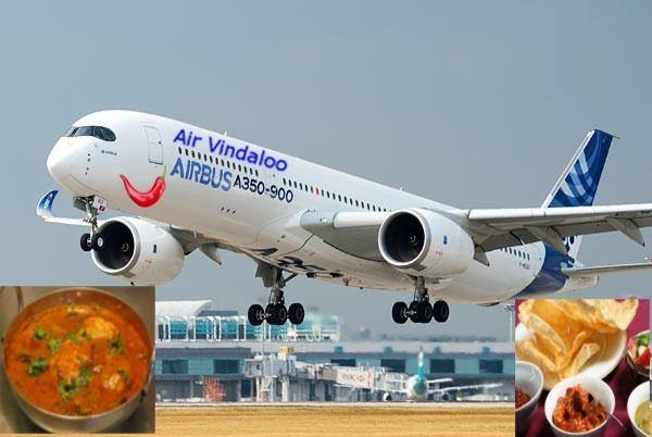 British expats in France charter plane to deliver curry takeaway from UK