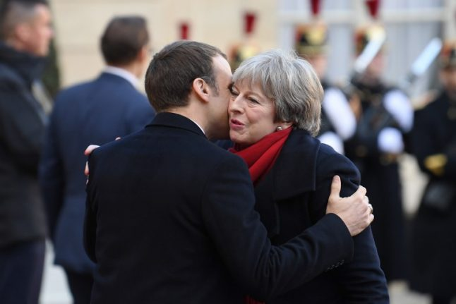 UK to stump up cash as part of new migrant treaty with France, Elysée says