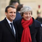 Franco-British summit: What's on the agenda for Macron and May?