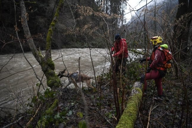 France storms: Death toll rises to three as flood and avalanche warnings remain