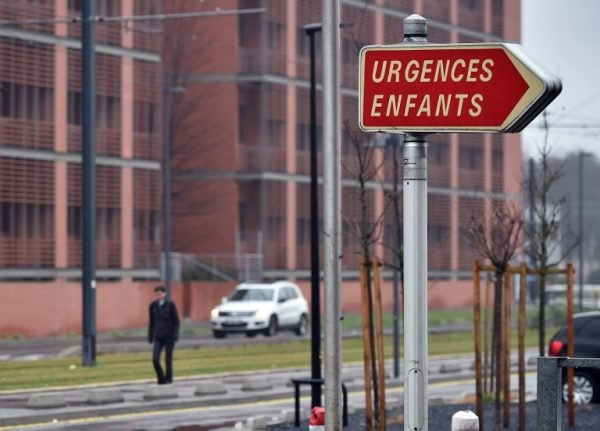 Sick French baby found after abduction from hospital
