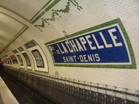 'Junkie land': Paris Metro driver tells story of crack-fuelled stations of Line 12