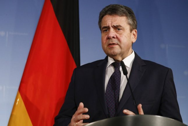 Germany 'must develop EU further' with France: foreign minister
