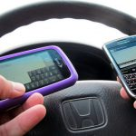 France set to suspend licenses of drivers caught using mobile phones