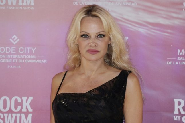 Former Baywatch star Pamela Anderson sets up home in Marseille