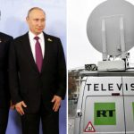Macron versus Russia's RT broadcaster: 'The president should read the French constitution'