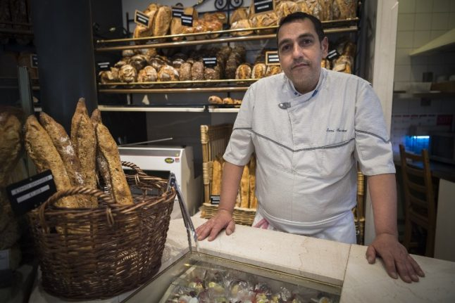 Fearful French bakers seek World Heritage status for the traditional baguette