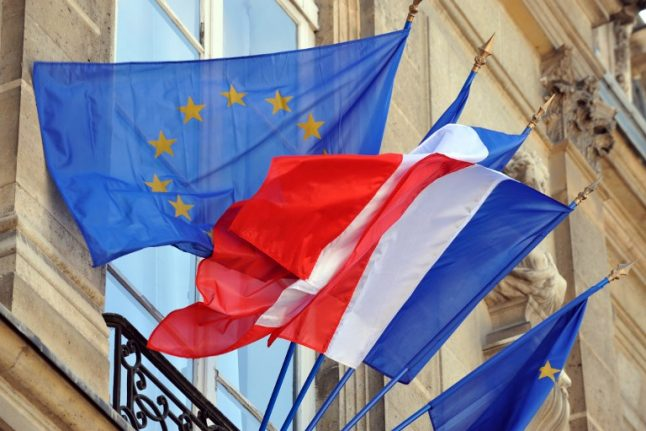Number of Brits seeking to become French soars tenfold in just three years