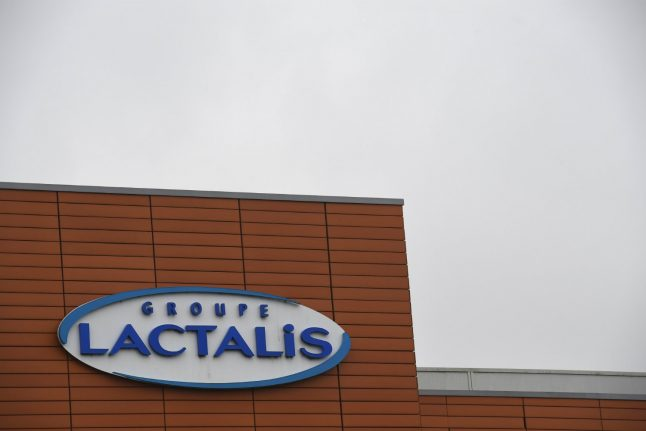 'Hundreds' of lawsuits filed over French dairy giant salmonella: association