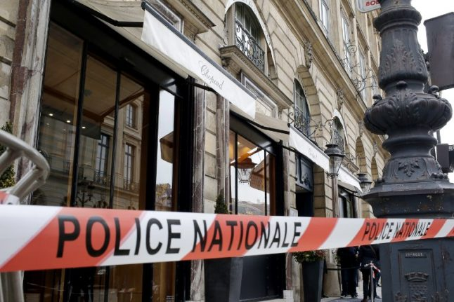 A look at the biggest jewellery heists in France