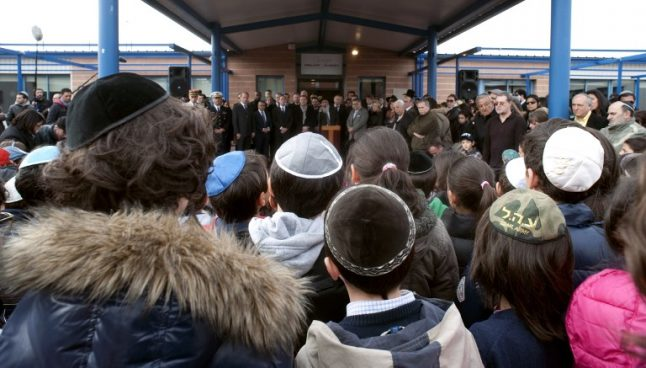 French boy, aged 8, beaten up for wearing kippa in anti-Semitic attack