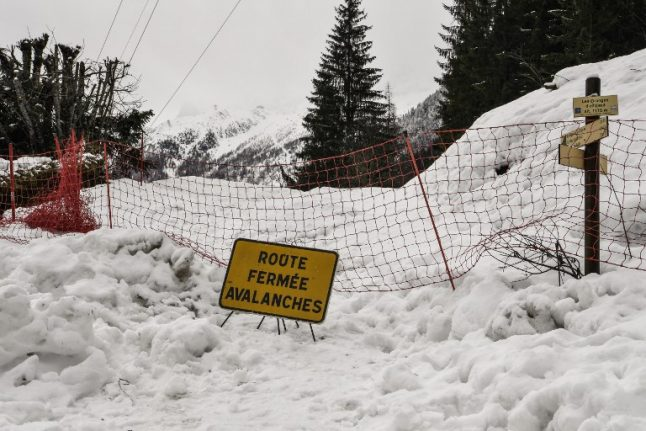 French Alps: Two British skiers killed after venturing off-piste near Chamonix