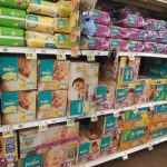 After the 'Nutella riots' French supermarkets see 'violent' nappy rush