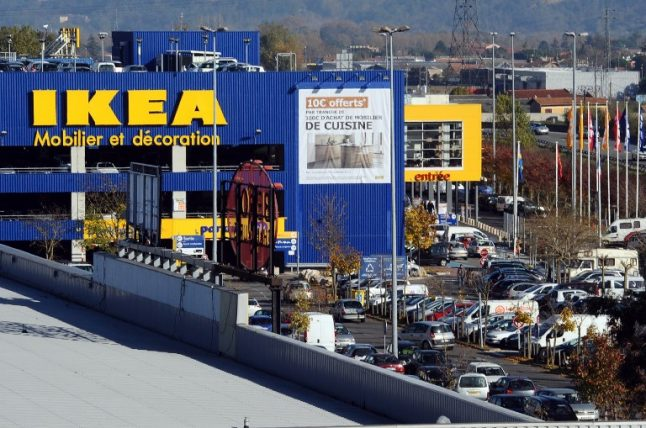 Ikea faces trial in France for 'paying to see police files on staff and customers'