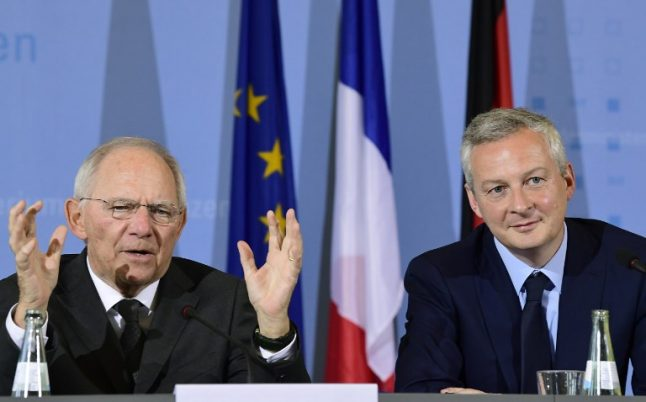 French minister urges Germany to invest more in the EU