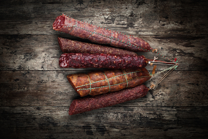 Why do the French love saucisson so much?