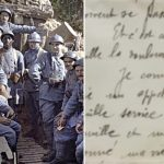 French police investigate WWI soldier's goodbye letter to his 'only friend'