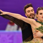 Tearful French ice skater describes 'nightmare' Olympic dress mishap
