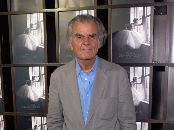 Fashion photographer Demarchelier accused of harassment