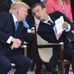 Trump to welcome Macron for first state visit on April 23