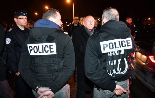 France to put more police on the beat in 'new approach' to community policing