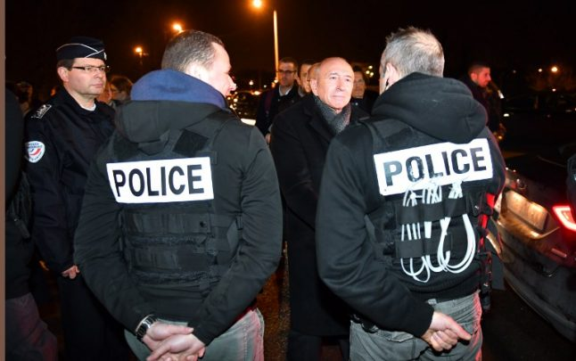 Calais: Four migrants critically injured after being shot in two-hour brawl