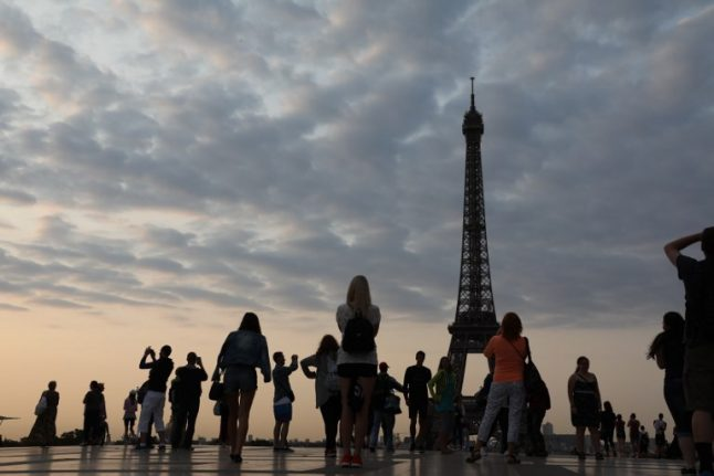 Paris bounces back as visitor numbers hit record high