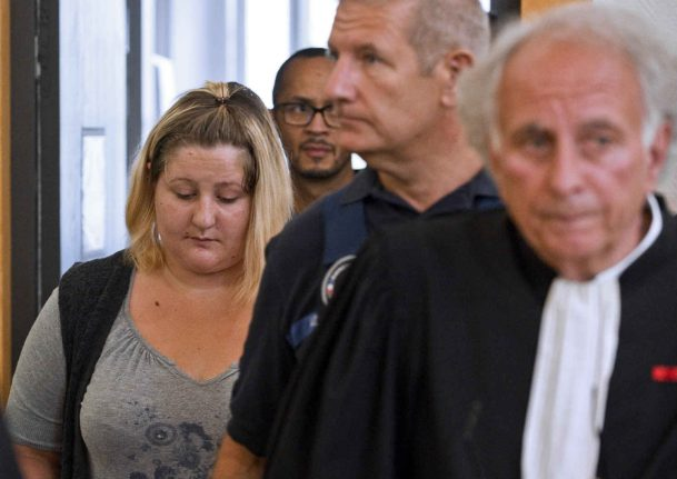 French mum, ex-partner get 20 years for 5-year-old's murder