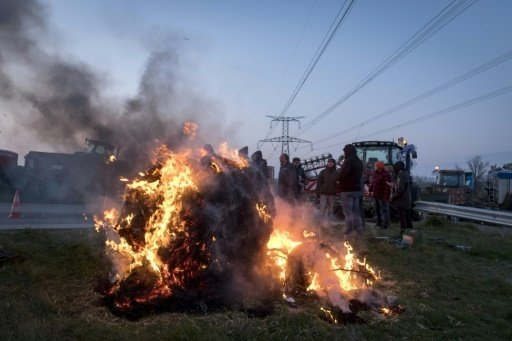 'Villages will die': Why are furious French farmers blockading the city of Toulouse?