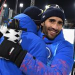 Fourcade scoops record fifth Olympic gold for France