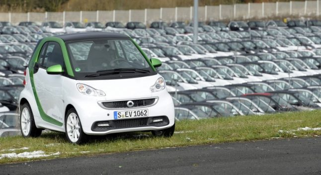 These are the ten most commonly stolen cars in France