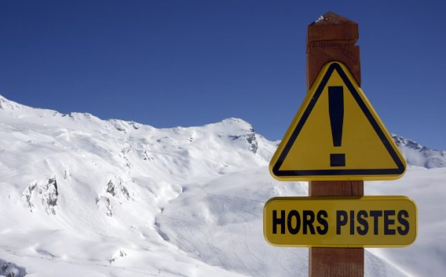 British skier plunges to his death in French Alps after heading off piste
