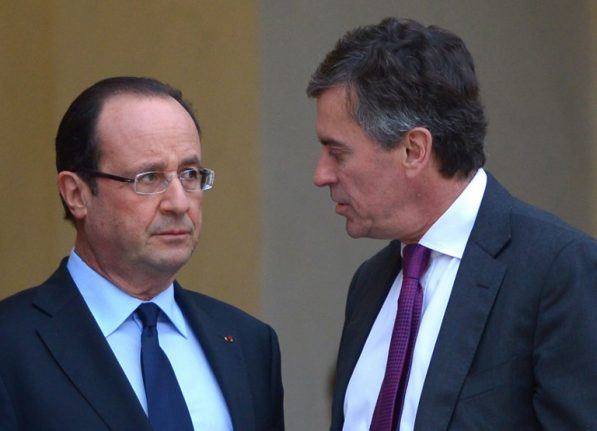 French prosecutors urge jail for tax-dodging ex-minister Cahuzac