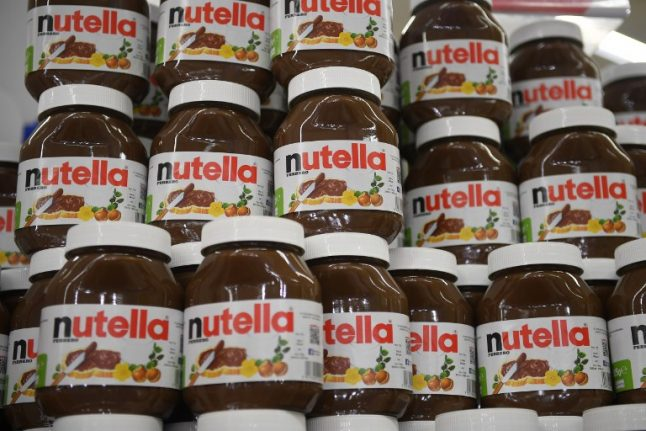 French supermarket's frenzy inducing Nutella promo ruled illegal