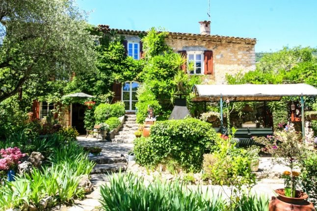 French property of the week: 18th century farmhouse with pool in the sunny south of France