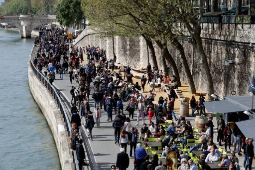 Paris vows to fight court's decision to cancel car-free right bank