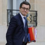 Rape case against French budget minister Darmanin dropped