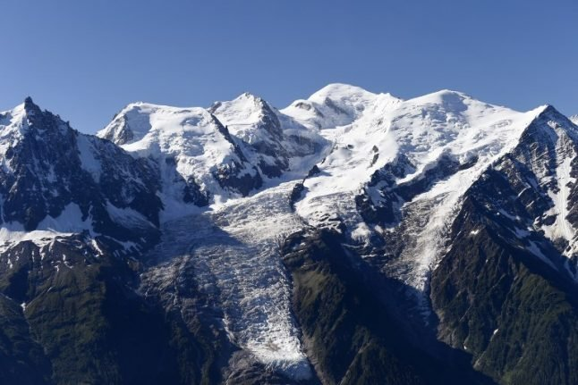 The mystery of the Mont Blanc treasure chest and the Frenchman who claims it