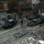 Germany, France urge Russia to pressure Syria for 'immediate' ceasefire