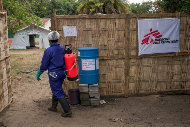 After Oxfam scandal, French aid group MSF says 24 cases of sex abuse in 2017