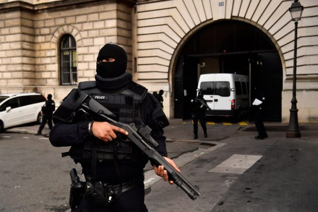 Two jailed in first Paris attacks trial