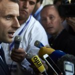 Macron boots French media from presidential press room for 'practical reasons'