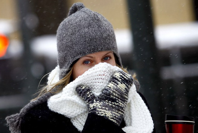 'It curdles!' and other French expressions to talk about the cold