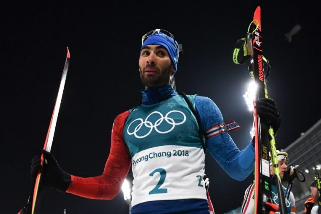 Fourcade makes French Olympic history in mad dash to the line