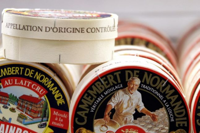 Fears in France that Camembert truce will lead to cheese ruin